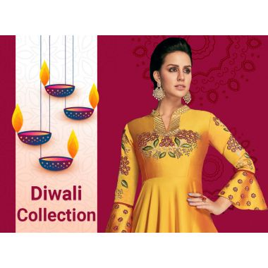 Diwali Festival Dresses Online Collection