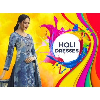 Holi Dresses For Women