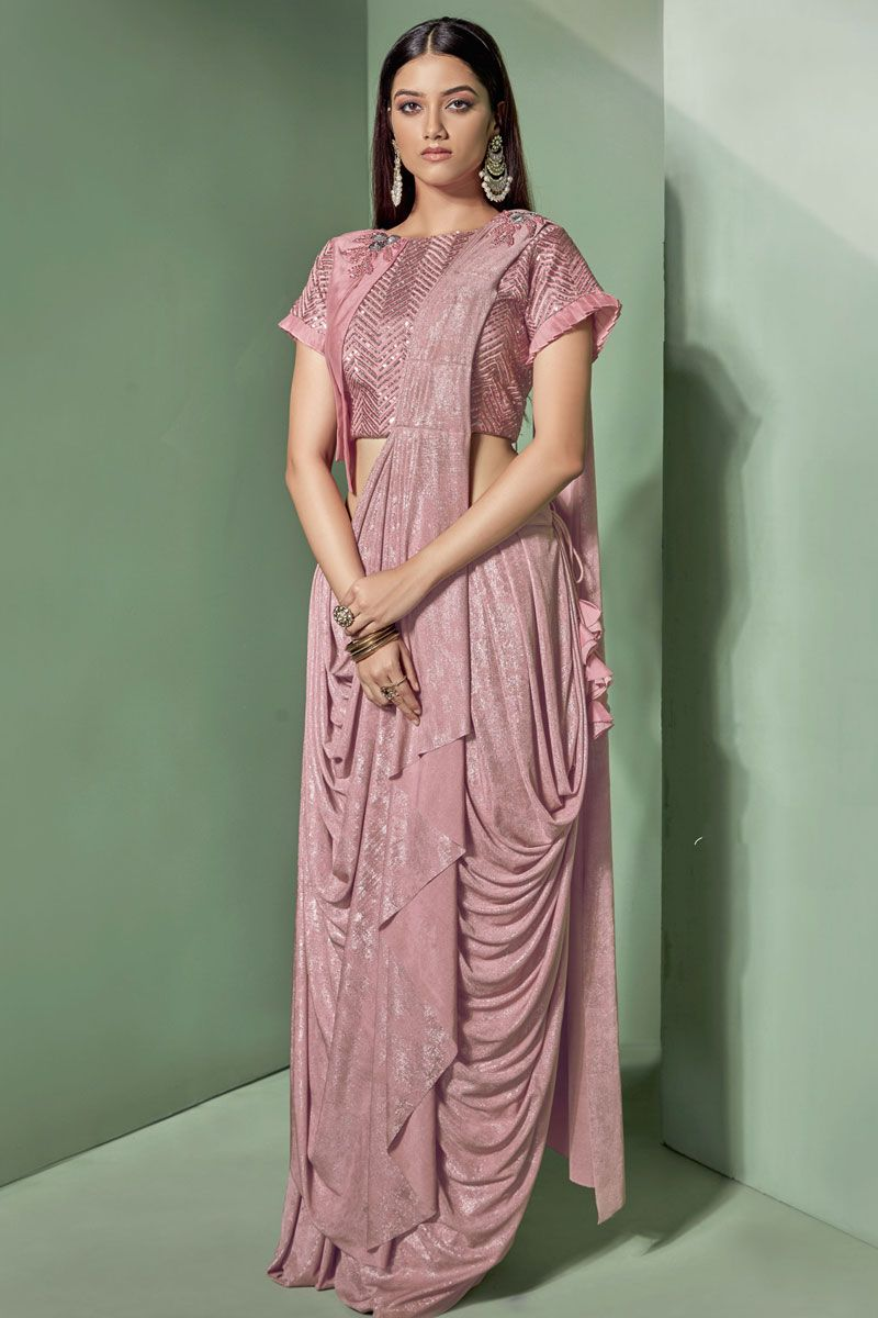 Latest Designer Party Wear Sarees Collection