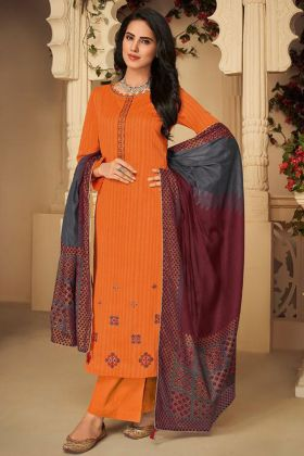 Buy Jam Silk Cotton Pants with Kameez Online