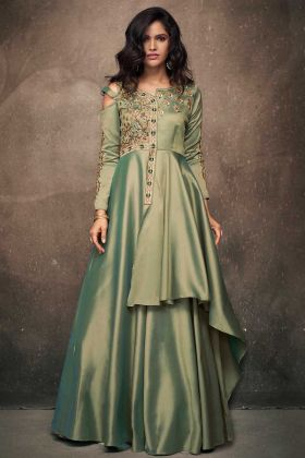 Buy Latest Fashion Party wear Gown