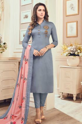 Buy Straight Cut Salwar Suits Online for Women