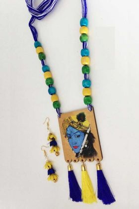 Dandiya Special Navratri Jewellery Necklace