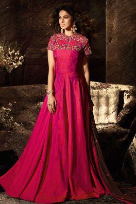 Designer Anarkali Salwar Suit Collection