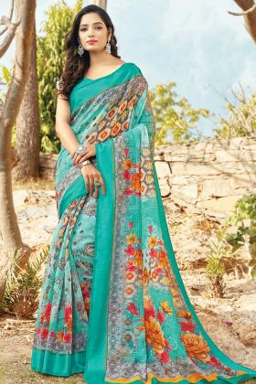 Designer Collection Of Cotton Casual Sarees