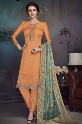 Latest Styles Of Unique Salwar Suits Patterns