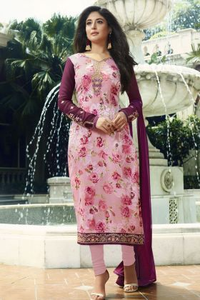 Light Pink Brasso Suit Collection