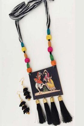 Navratri Special Handmade Beads Work
