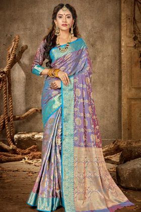 Traditional Special Art Silk Saree Online