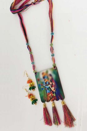 Women Navratri Special Necklace